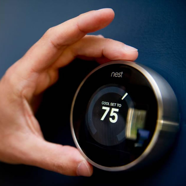 <span>Nest</span> Thermostats